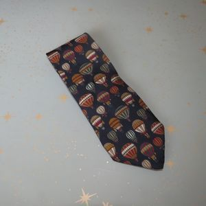 Brooks Brothers   Mens Hot Air Balloon Tie
